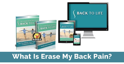 Erase My Back Pain; An ultimate solution