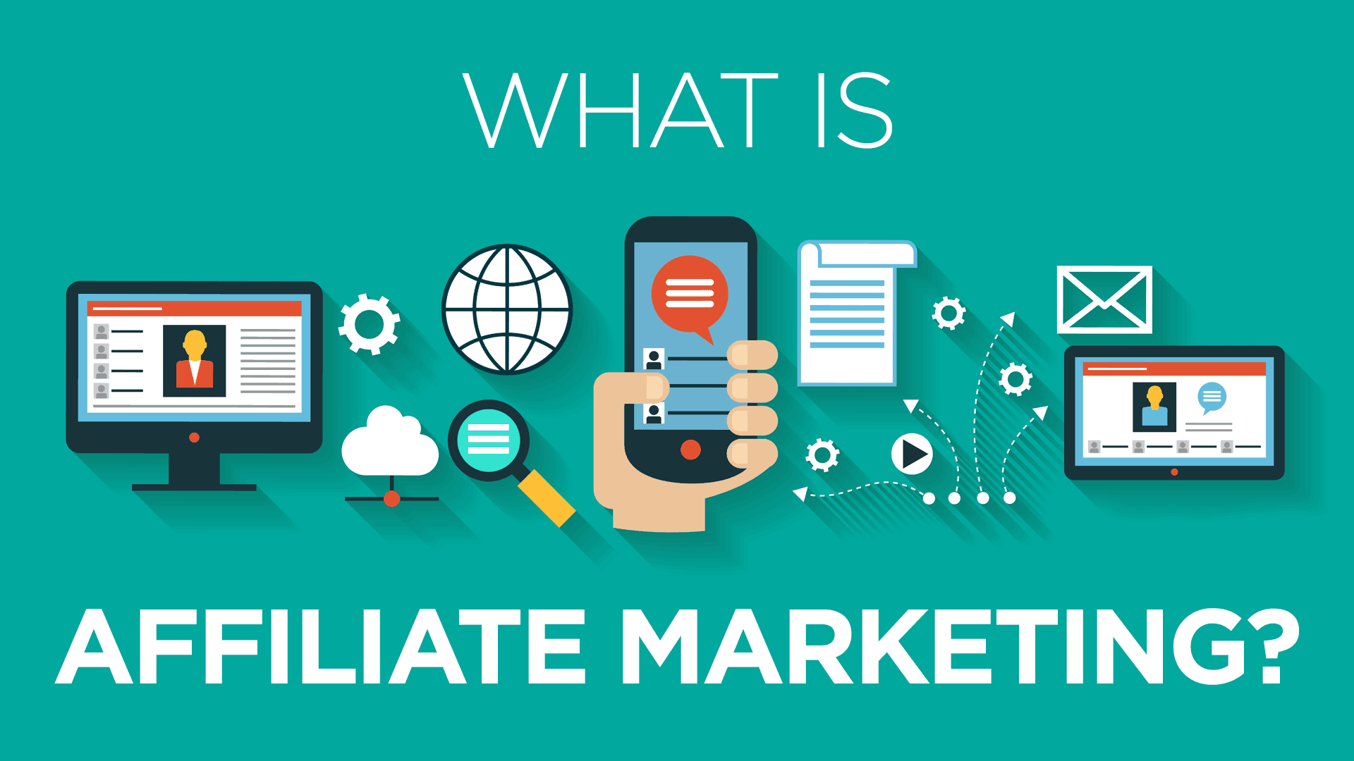 Basic Principles Of Affiliate marketing For Beginners!