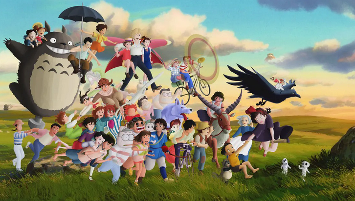 Everything You Need To Know About Ghibli Studio!